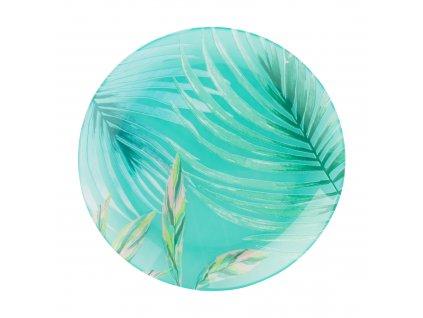 Dezertní talíř Crazifolia 20,5 cm LUMINARC