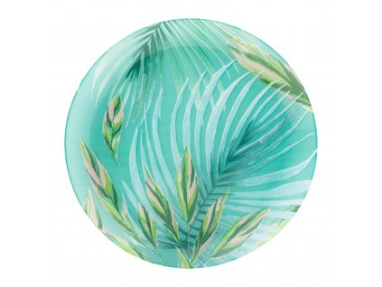 Mělký talíř Crazifolia 26 cm LUMINARC