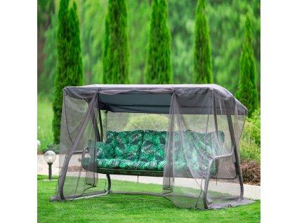 Zahradní houpačka s moskytiérou Celebes Plus G40-02PB PATIO