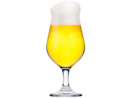 Sklenička na pivo Wavy 405 ml PASABAHCE