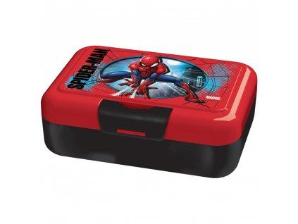 Svačinový box Spiderman Classic 16,5 x 11,5 cm DISNEY