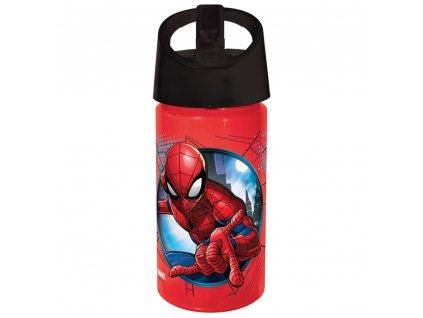 Sportovní láhev na kolo Spiderman Classic 350 ml DISNEY
