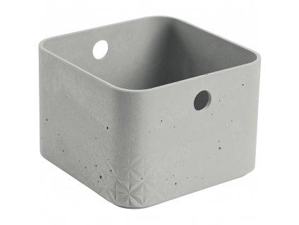 Úložný box Beton Gray 3 l CURVER
