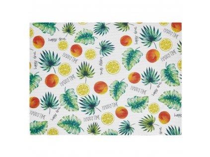 Podložka na stůl Tropical Fruits 40 x 30 cm AMBITION