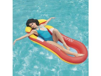 Nafukovací matrace Aqua Lounge 160 x 84 cm MIX BAREV BESTWAY