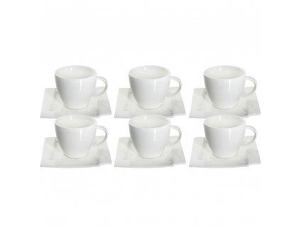 Kávový servis Kubiko 12-dílů AMBITION