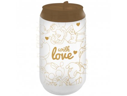 Termoplechovka Mickey Gold Hearts 250 ml DISNEY / AMBITION