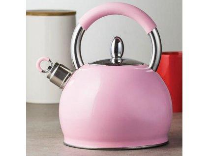 Nerezový Čajová varná konvice Creamy Pink 2,9 l AMBITION