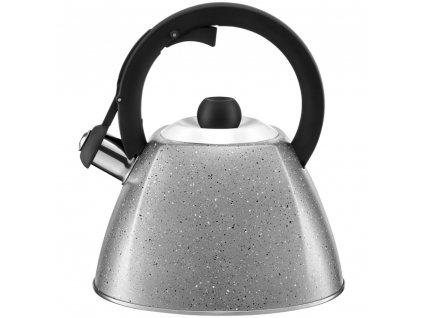 Nerezový čajník Silverstone Gray 2,8 l AMBITION