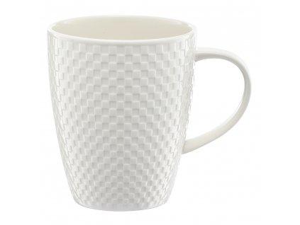 Porcelánový hrnek Nordic Cream 350 ml AMBITION