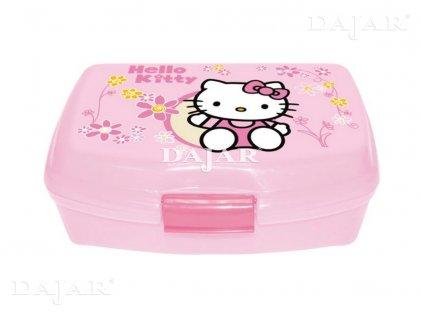 Melaminový svačinový box ECO Hello Kitty DISNEY