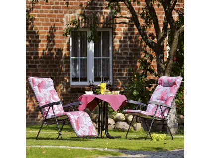 Zahradní stůl Dine & Relax Punti 70 cm PATIO