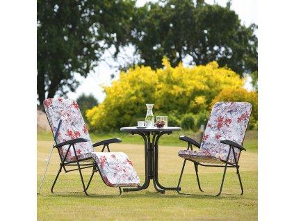 Zahradní stůl Dine & Relax Pizarra 70 cm PATIO
