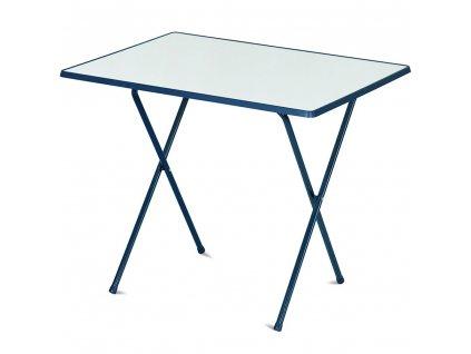 Skládací turistický stůl Sevelit Blue 60 x 80 cm PATIO
