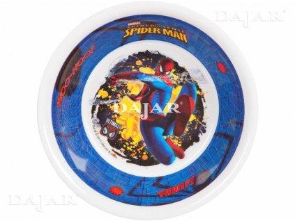 Melaminová miska Spiderman 16 cm DISNEY