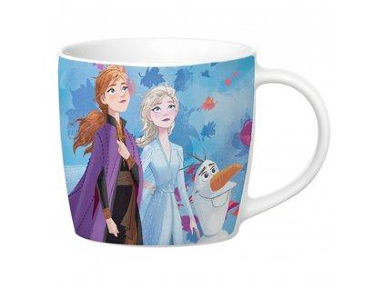 Porcelánový hrnek Frozen II Výprava 300 ml DISNEY