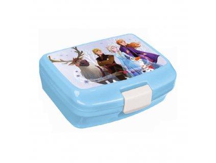 Svačinový box Frozen II Trek Blue 17 x 12,2 cm DISNEY