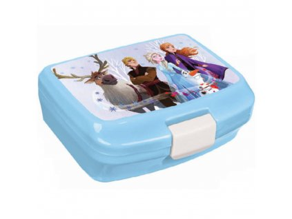 Svačinový box Frozen II Trek Blue 17 x 12,2 cm DISNEY