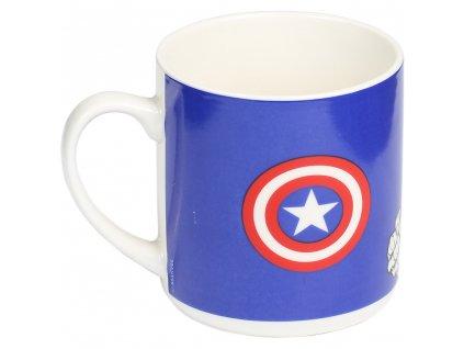 Porcelánový hrnek Avengers Captain America 320 ml MARVEL