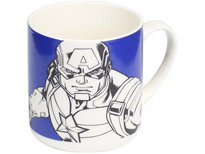 Porcelánový hrnek Avengers Endgame Captain America 320 ml MARVEL