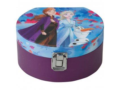 Velká krabička se zrcadlem Frozen II Výprava 17 x 15,5 x 8 cm DISNEY