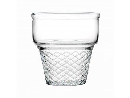 Sada 3 sklenic Mini Cornet 245 ml PASABAHCE