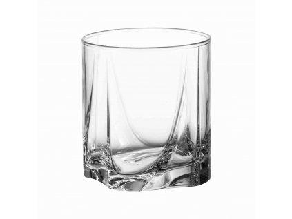 Sada 3 nízkých sklenic Luna 370 ml PASABAHCE
