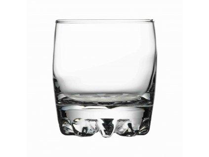Sada 6 nízkých sklenic Sylvana 300 ml PASABAHCE