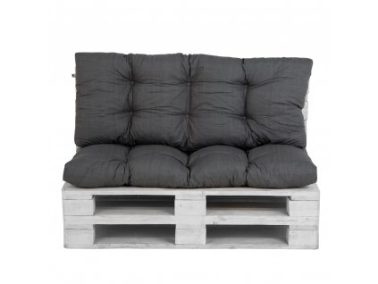 Půlpaletový sedák Dafni 1 ks 120 x 40 x 12 cm H024-07PB PATIO