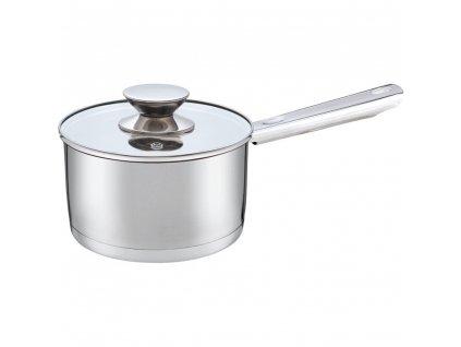 Nerezový rendlík s poklicí Chef 18 cm 2 l AMBITION