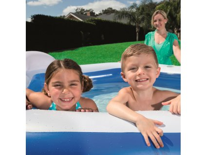 Nafukovací bazén Fun Pool 213 x 206 x 69 cm BESTWAY