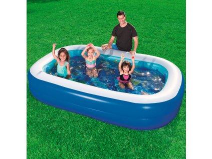 Nafukovací bazén 3D Play Adventure Pool  262 x 175 x 51 cm BESTWAY