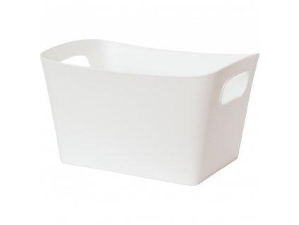 Košík Vito S White 19 x 12,5 x 10,5 cm JOTTA