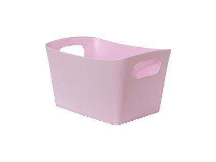Košík Vito S Pink 19 x 12,5 x 10,5 cm JOTTA