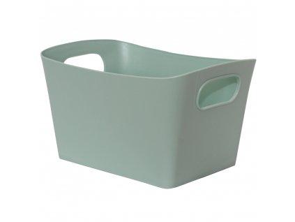 Košík Vito S Aquamarine 19 x 12,5 x 10,5 cm JOTTA