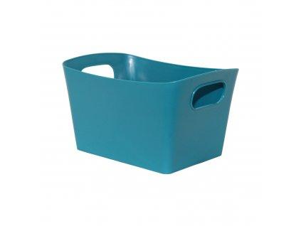Košík Vito S Turquoise 19 x 12,5 x 10,5 cm JOTTA