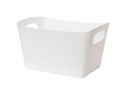 Košík Vito L White 29 x 19,5 x 15 cm JOTTA
