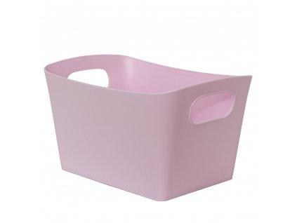 Košík Vito L Pink 29 x 19,5 x 15 cm JOTTA