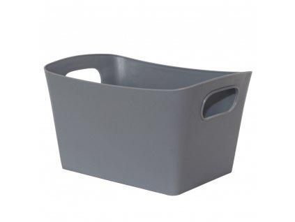 Košík Vito L Gray 29 x 19,5 x 15 cm JOTTA