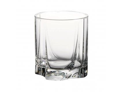 Sada 3 nízkých sklenic Luna 245 ml PASABAHCE