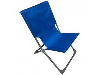Skládací plážová židle Plaza Blue PATIO