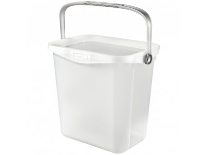 Kuchyňský Multibox / kompostér Transparent 6 l CURVER