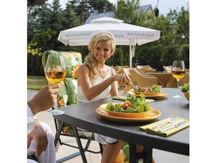 Zahradní stůl Dine & Relax Punti 150 x 90 cm PATIO