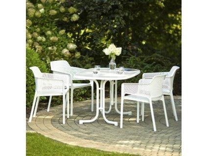 Zahradní stůl Dine & Relax Marble 132 x 90 cm PATIO