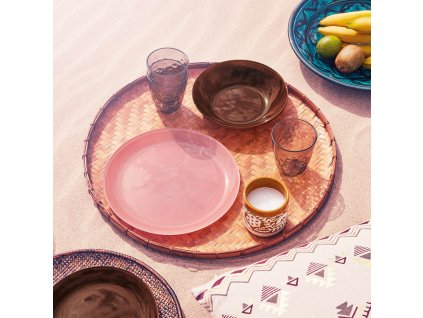 Mělký talíř Arty Blush 26 cm LUMINARC