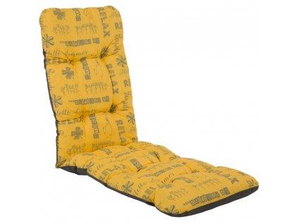 Sedák na křeslo Malaga Plus 6 / 8 cm F014-05PB PATIO