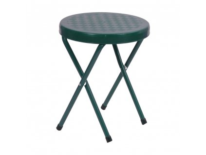 Turistický taburet Green 29 cm PATIO