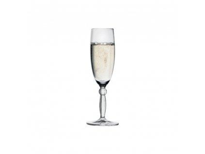 Sada 6 sklenic na šampaňské Step 170 ml PASABAHCE