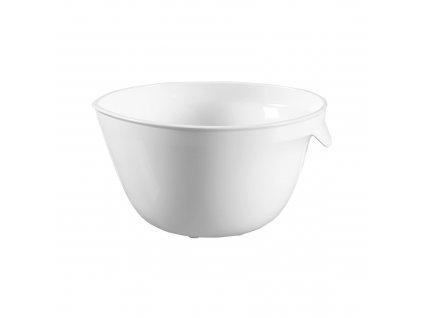 Plastová kuchyňská miska Essential White 2,5 l CURVER
