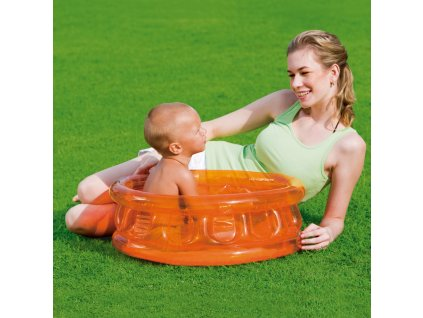 Nafukovací bazén Kiddie Pool 64 x 25 cm MIX BAREV BESTWAY
